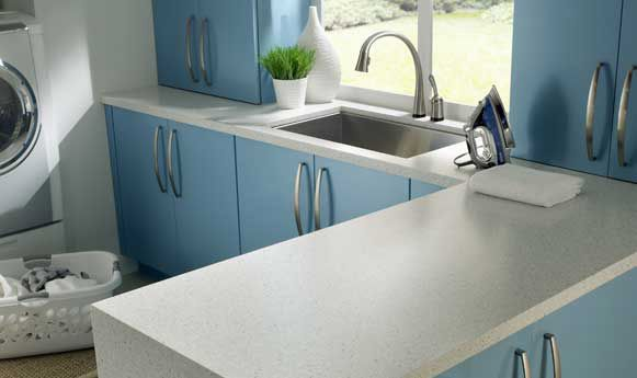Installed Corian Silver Birch Bing Images Kitchen Ideas