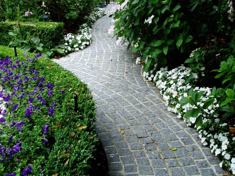 20 Best Cobblestone Design Images On Pinterest | Driveways, Granite And  Driveway Ideas