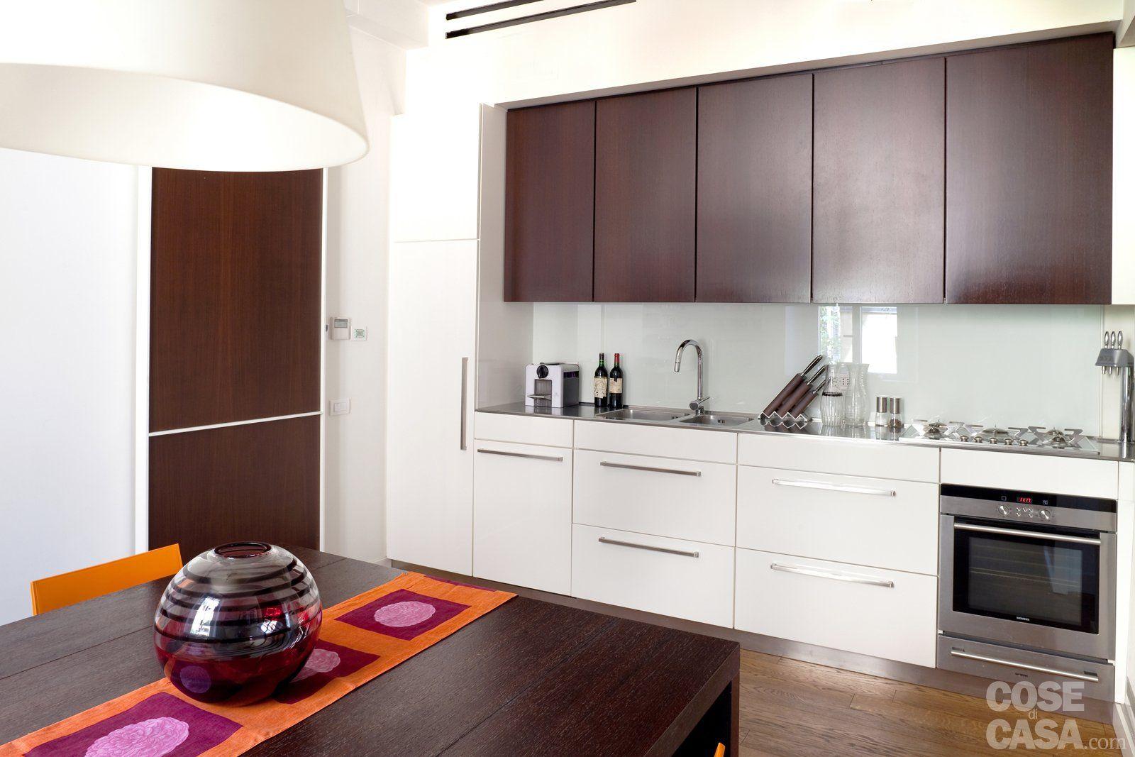 70 mq casa con veranda Cose di Casa Case, Arredamento