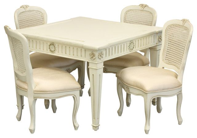 Peachy French Childs Table And Chairs In Creme Desk Chair Set Creativecarmelina Interior Chair Design Creativecarmelinacom