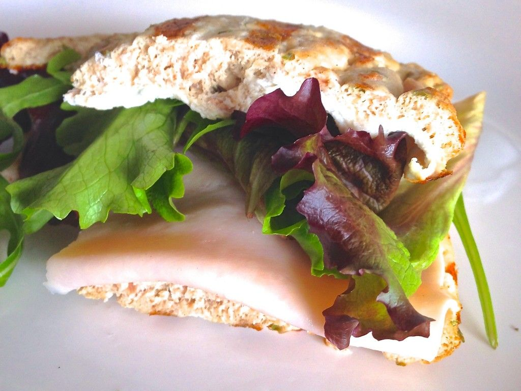 Dieta Sin Cocinar Receta Fitness Sandwich Sin Hidratos And Sin Grasa Fit