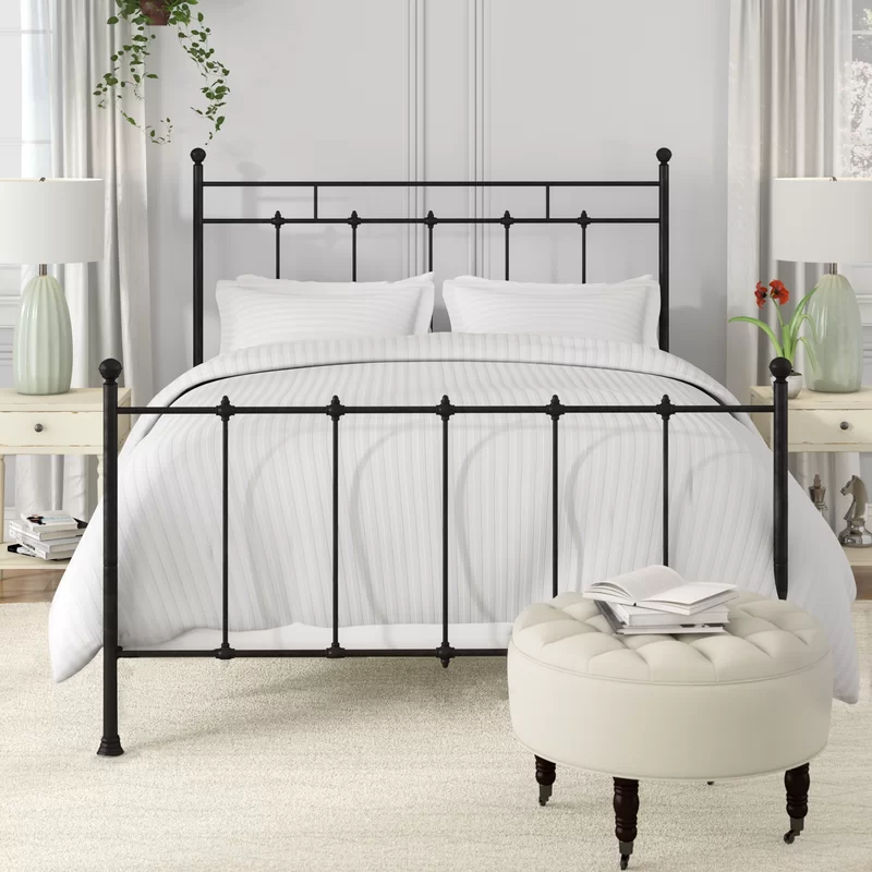 Forreston Four Poster Bed in 2020 Queen panel beds