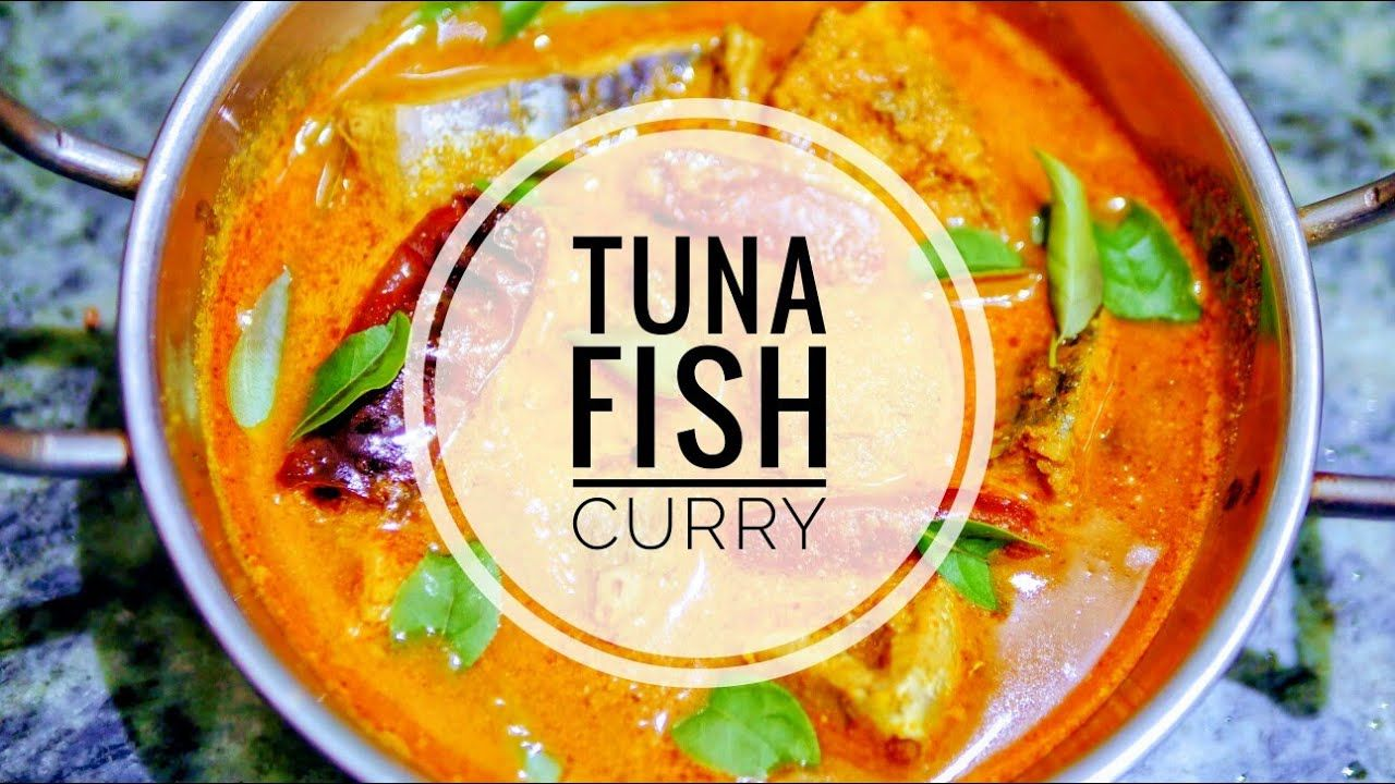 Tasty Tuna Fish Curry/Choora meen Curry in Tamil(குமரி
