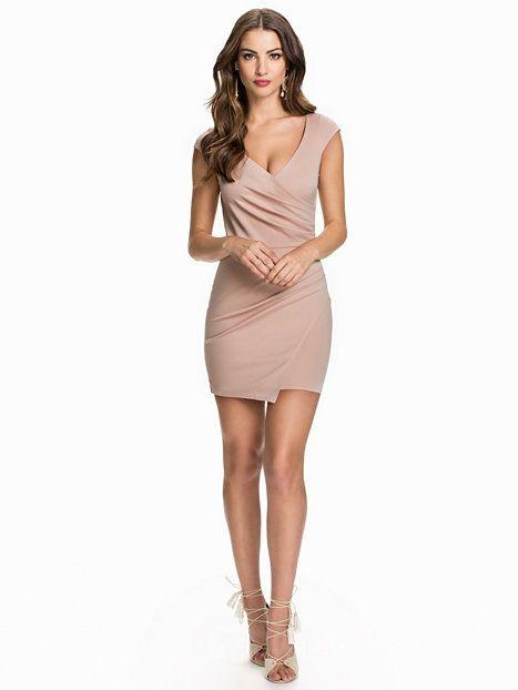 Wrap Bodycon Dress | Dresses | Pinterest