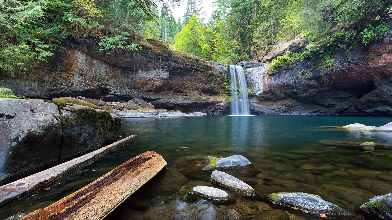 [InterfaceLIFT] Upper South Fork Coquille Falls_(Nature