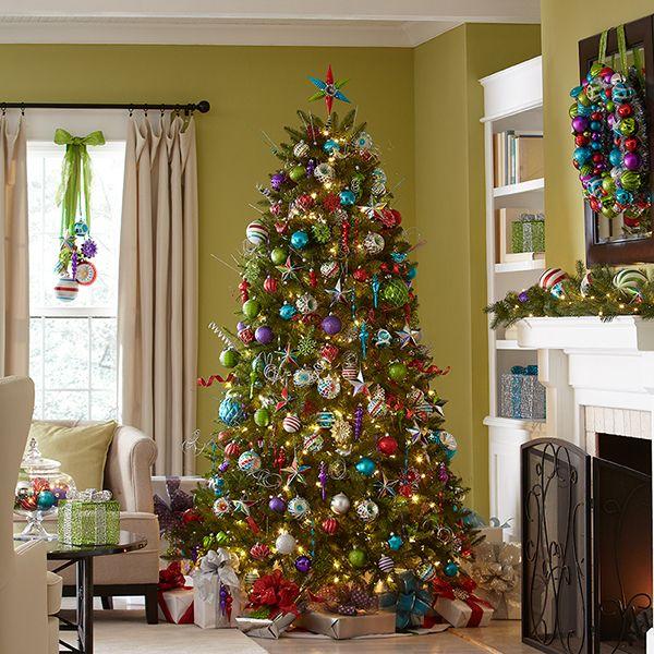 Jingle Brights Martha Stewart Living Martha Stewart Christmas Christmas Tree Christmas Crafts