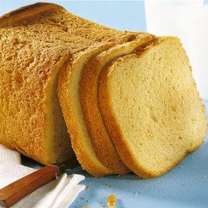 Buttertoast - Rezept für den Brotbackautomat