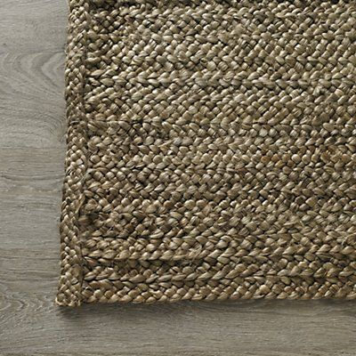 Jute Braided Rug Rugs Home Accessories The White Company Uk