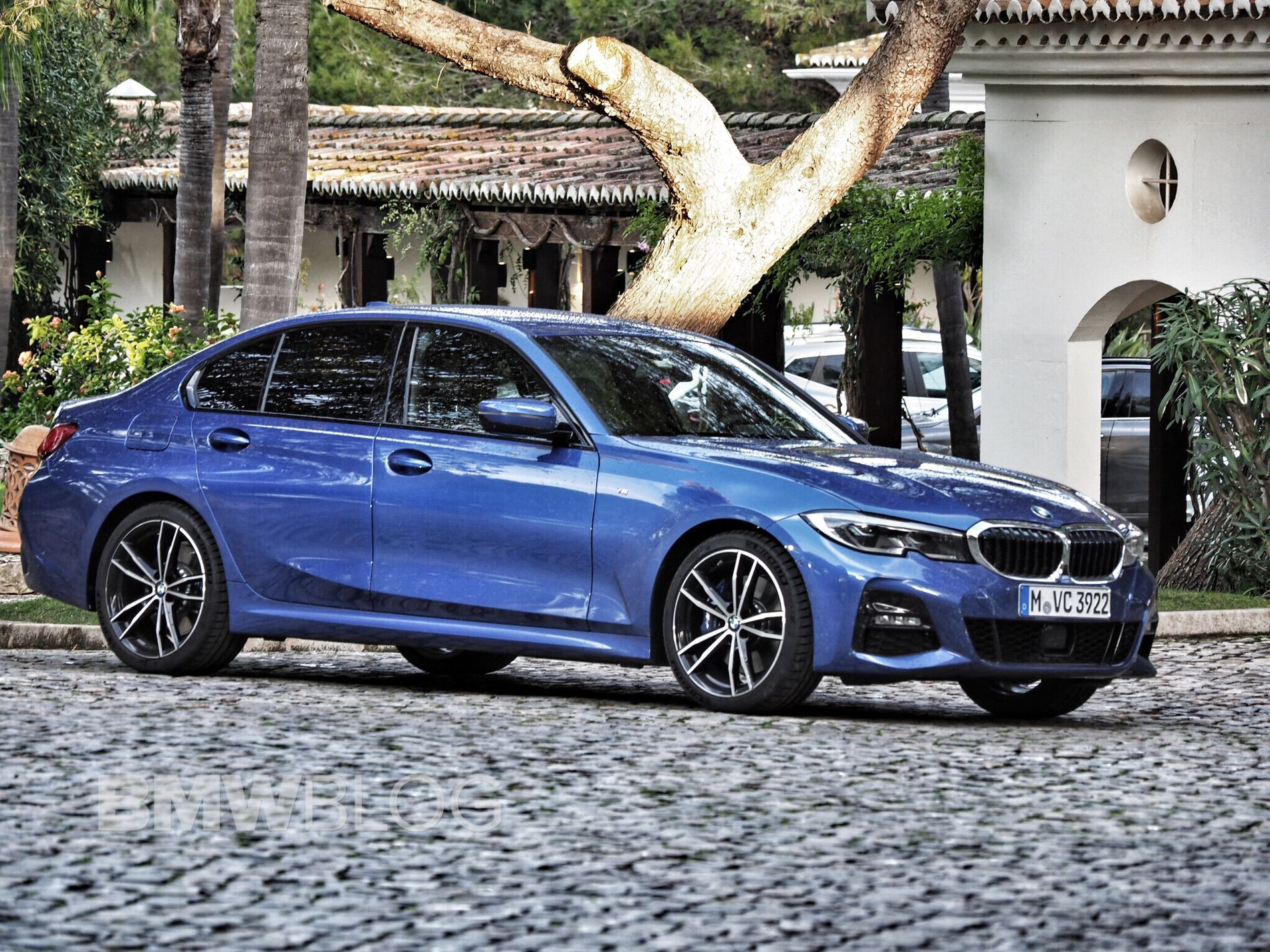 G20 Bmw 3 Series Wins What Car Executive Car Of The Year Award