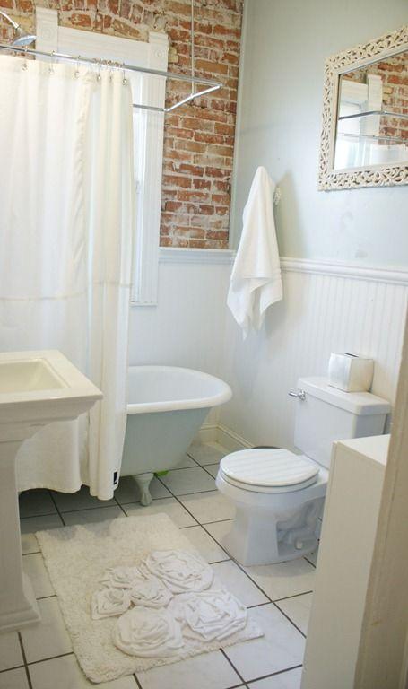 Tshirt Rose Bathroom Rug I Love It Bathroom Pinterest - Rose bath rug for bathroom decorating ideas