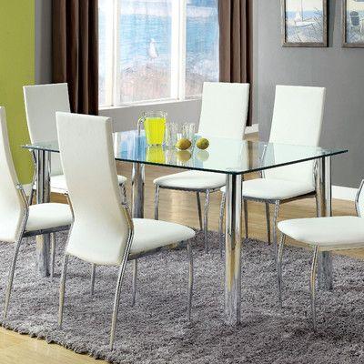 Room · Hokku Designs Chandler Dining Table ...