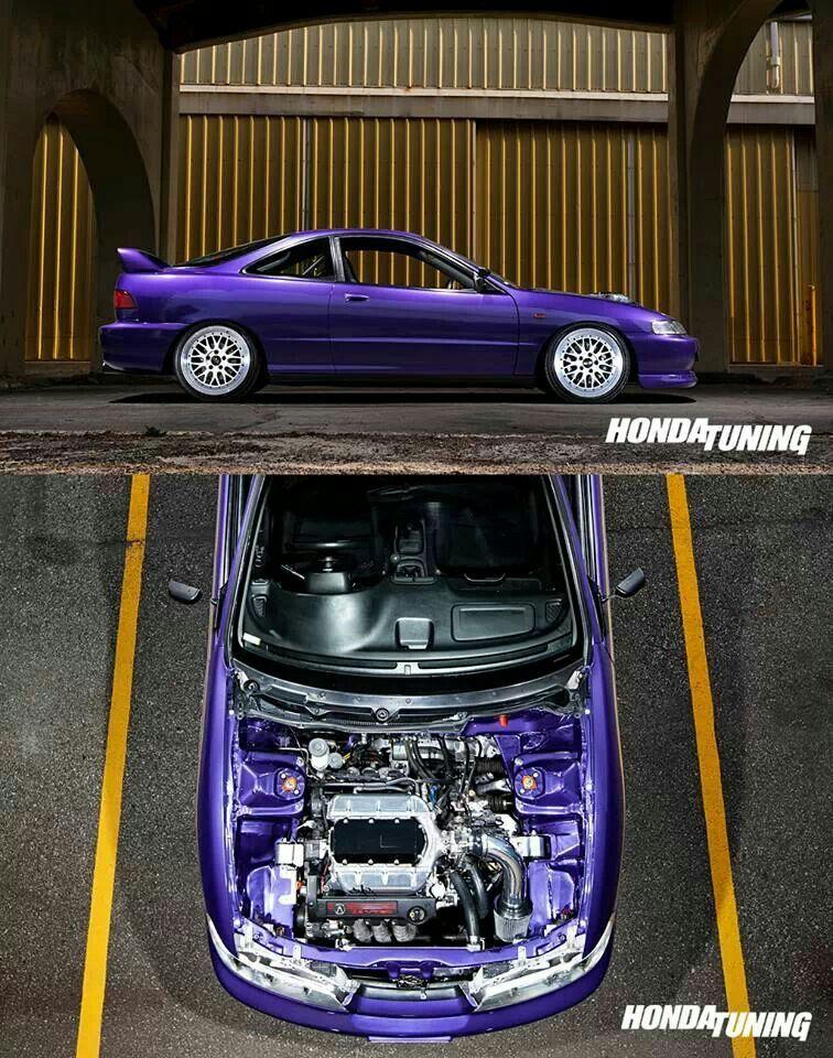 Honda tuned motorsport toy car honda