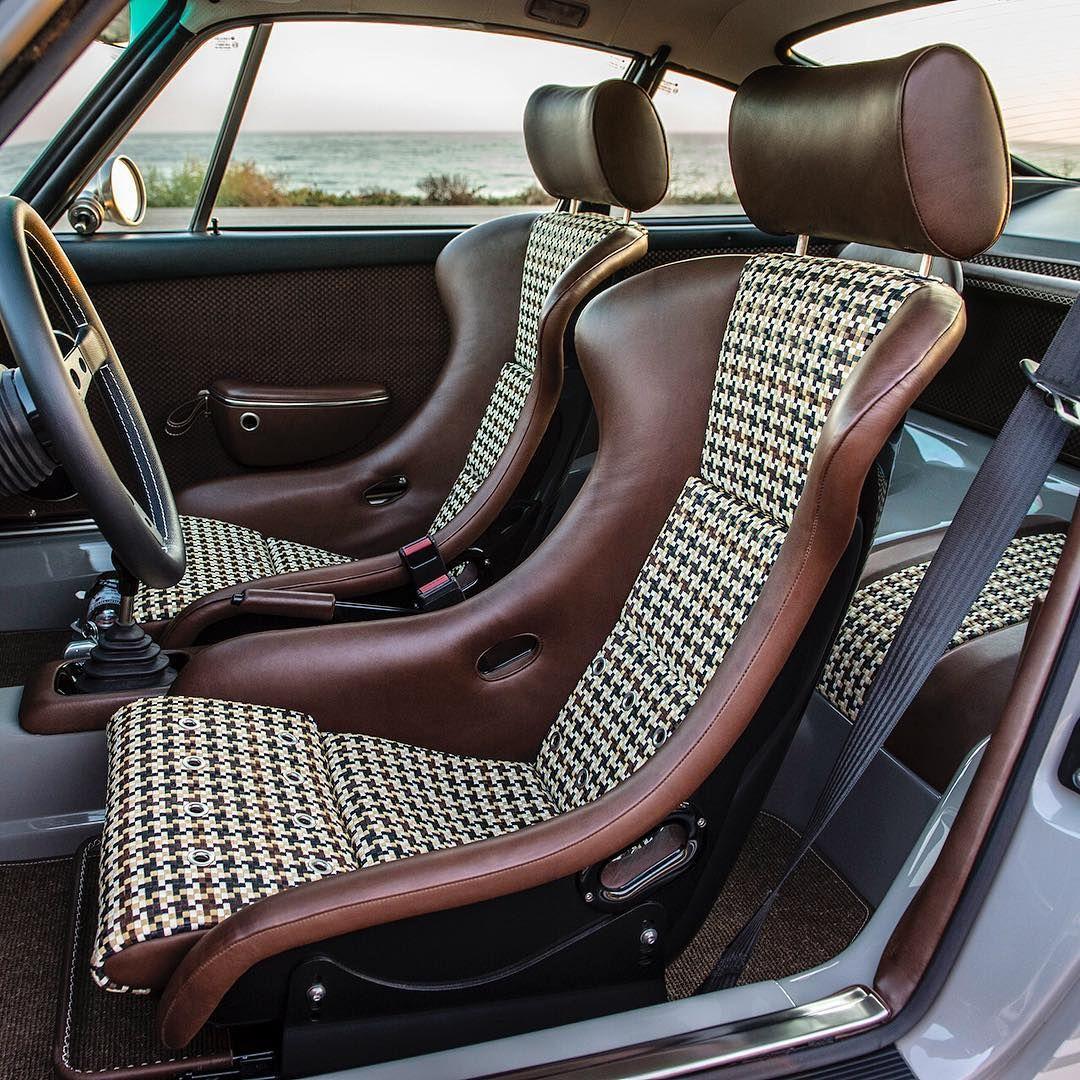 12 Porsche Seats Ideas Porsche Car Interior Car Interior Upholstery
