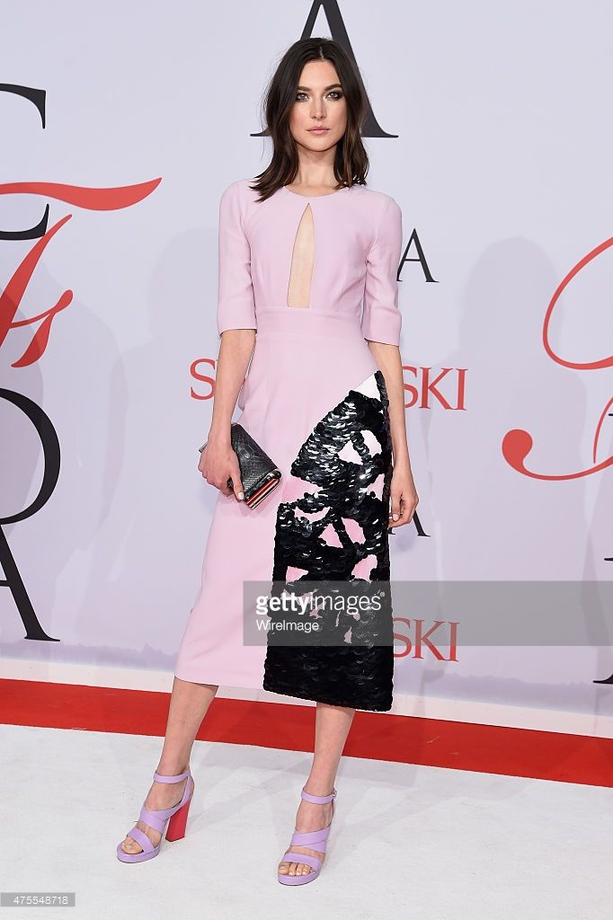 2015 CFDA Fashion Awards - Inside Arrivals | Pinterest
