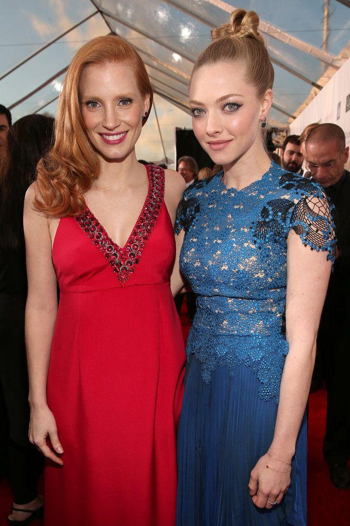Celebrities Together at Critics' Choice Awards 2013