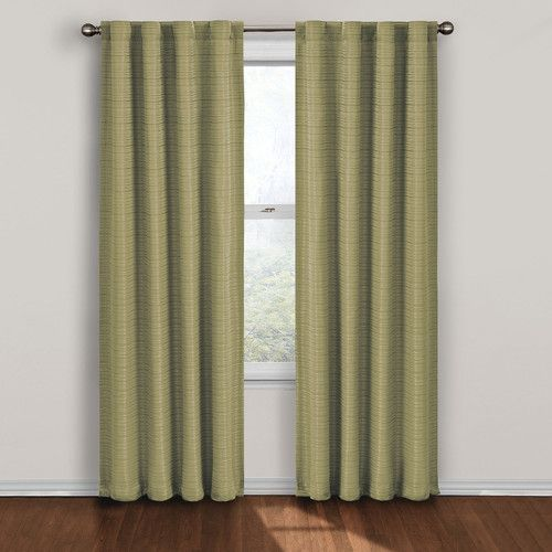 wayfair window treatments curtain panel eclipse curtains twist rod pocket window curtain single panel wayfair