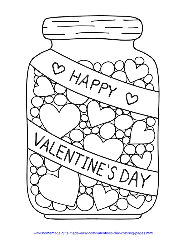 40 Valentine S Day Coloring Pages Pdf Printables In 2020 Valentine Coloring Pages Valentines Printables Free Valentine Coloring