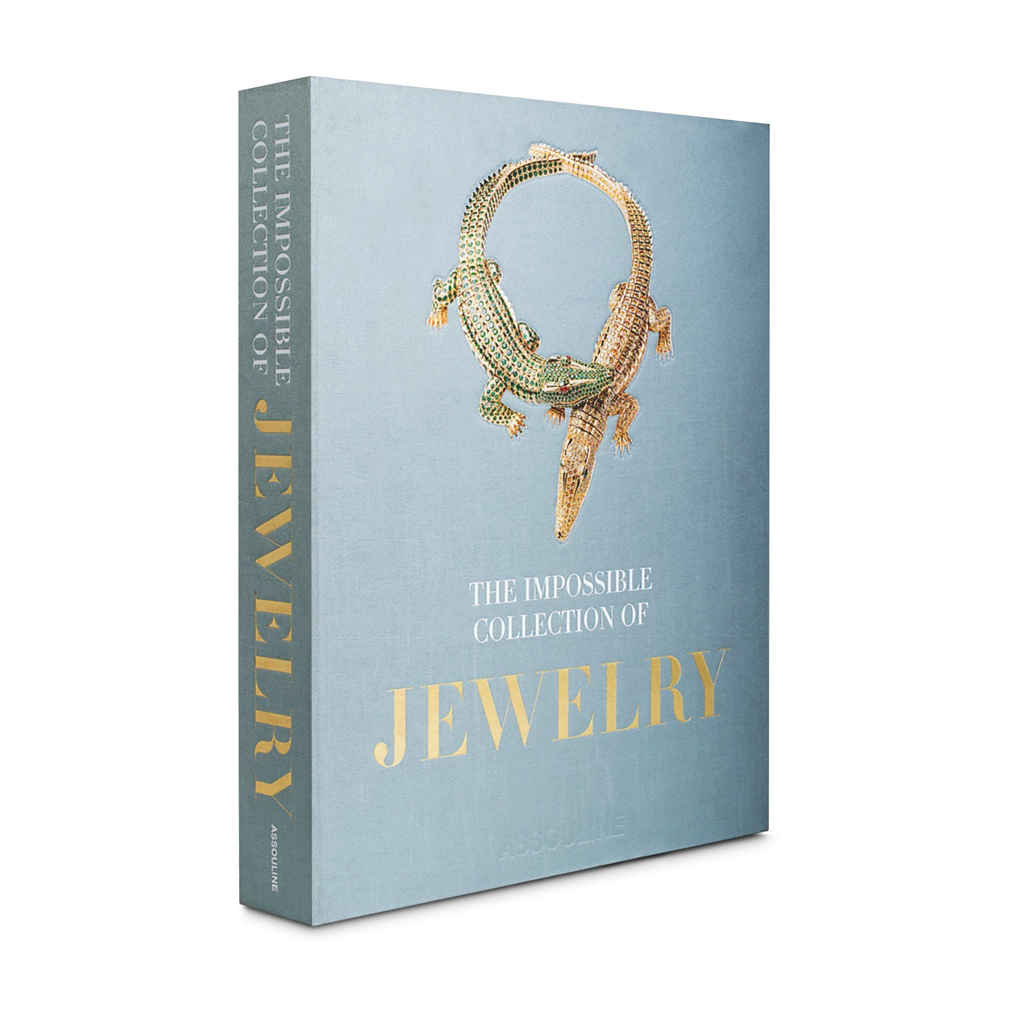 The Impossible Collection Of Jewelry Assouline Assouline Gifts For Her Book Gifts