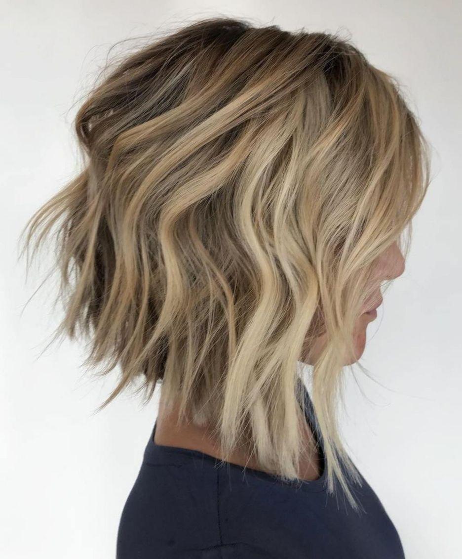 50 Gorgeous Wavy Bob Hairstyles With An Extra Touch Of Femininity Wavy Bob Hairstyles Short Hairstyles For Thick Hair Medium Bob Haircut