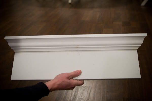 How To Install Cabinet Molding So Your Cabinets Reach The