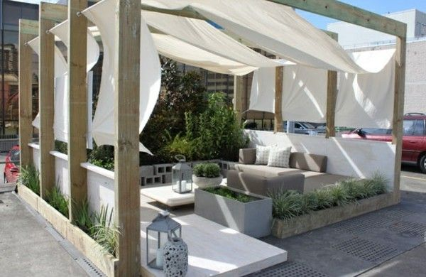 Dachterrassengestaltung  Dachterrassengestaltung Ideen, Beispiele und wichtige Aspekte ...