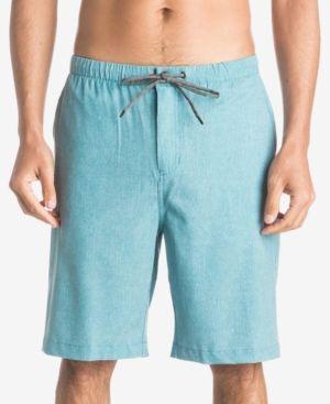 9a6b36072d Quiksilver Men's Waterman Suva Amphibian Stretch Shorts - Blue XXL ...