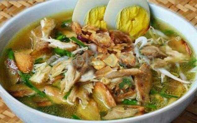 Resep Soto Kudus Asli Bahan Bahan Untuk Membuat Serta Memasak Soto Daging Kuah Santan Kuning Enak Lezat Dan Sederhana Resep Masakan Resep Sup Resep