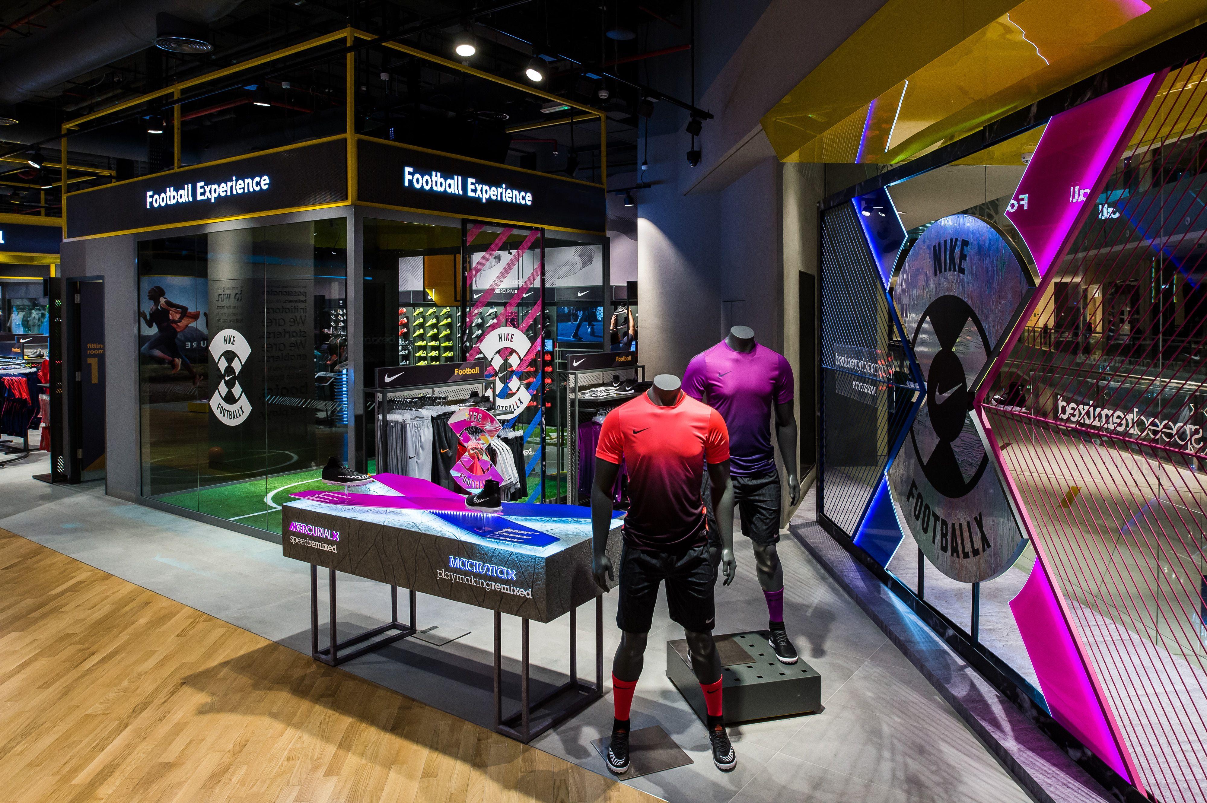 Sun & Sand Sports Store The Dubai Mall Football