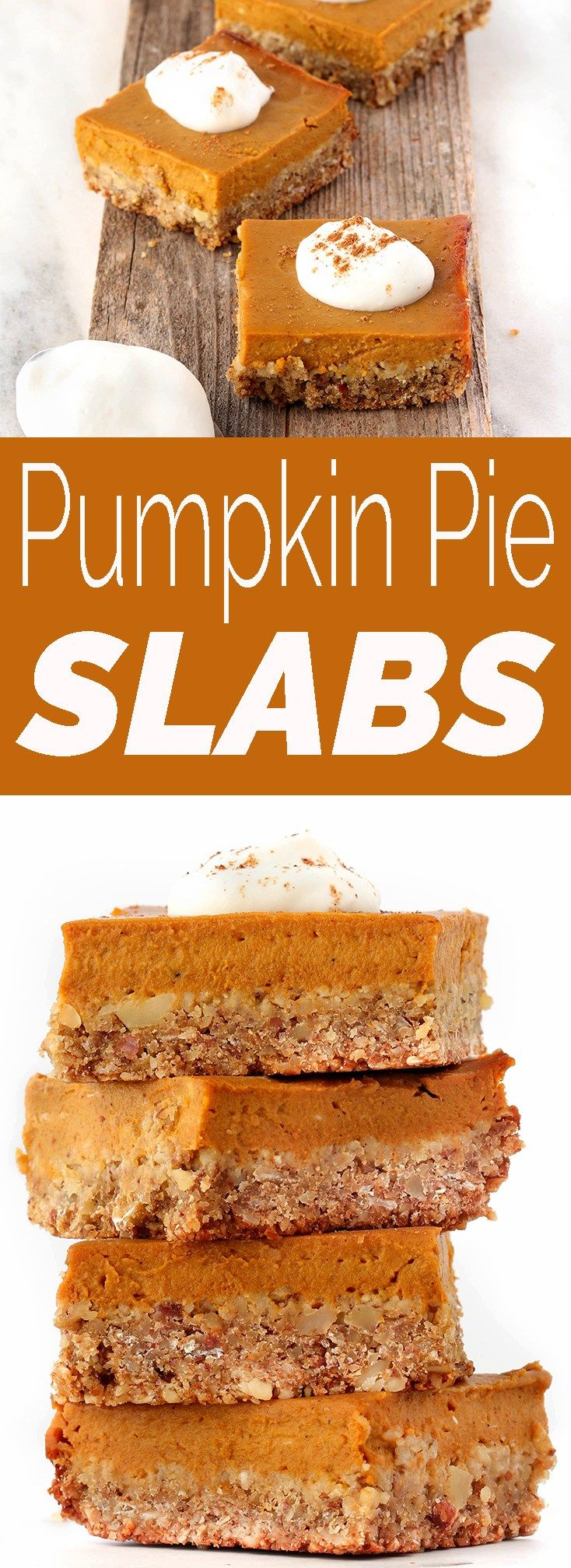 Hearty pumpkin pie bars recipe pumpkin pie bars