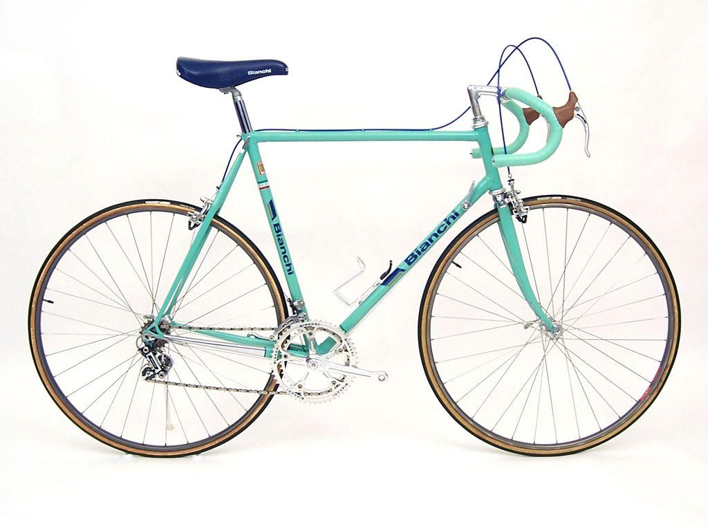 84 Bianchi Specialissima Bicycle Classic Road Bike Road Bike Vintage