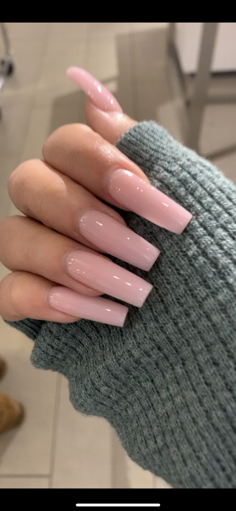 Pin On Coffin Nails Long Classy In 2020 Square Acrylic Nails Long Square Acrylic Nails Purple Acrylic Nails