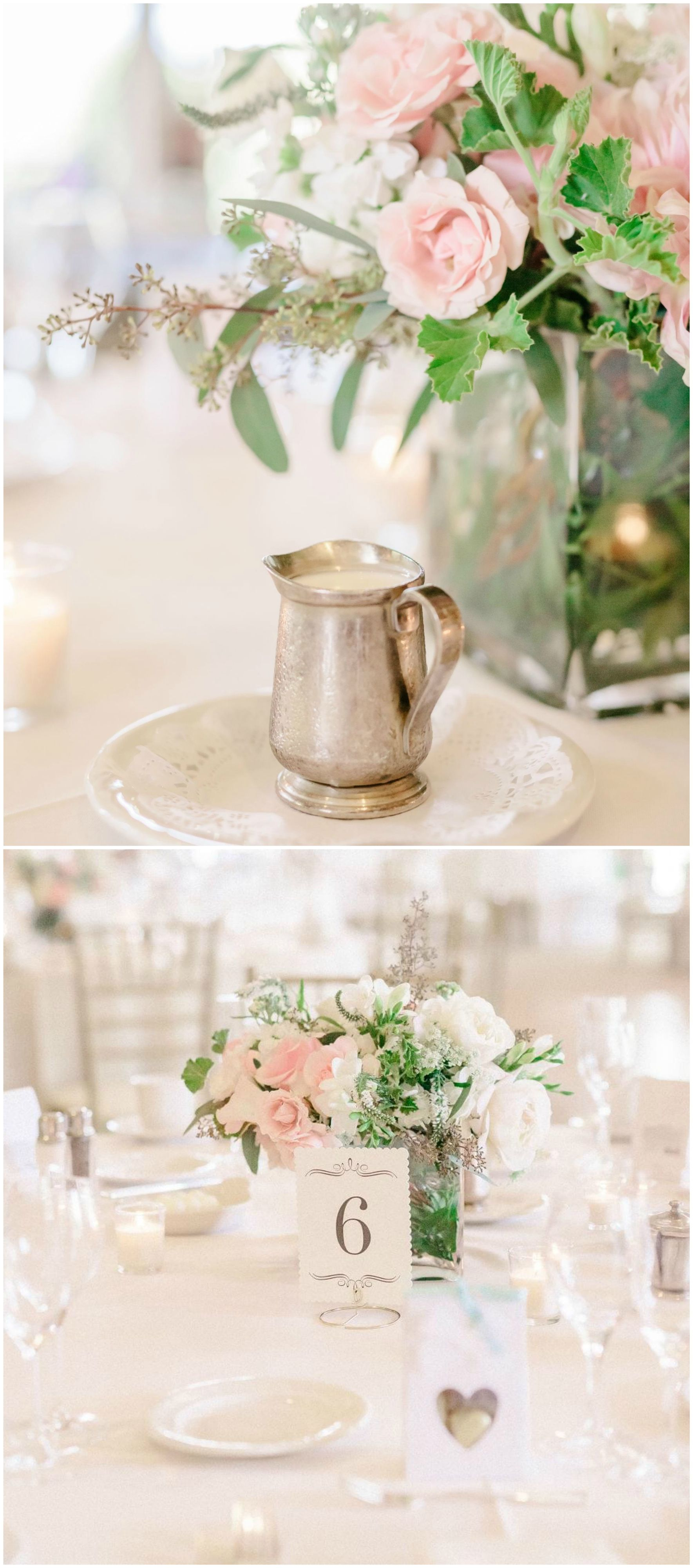 The Smarter Way to Wed | Rose centerpieces, Classic weddings and ...