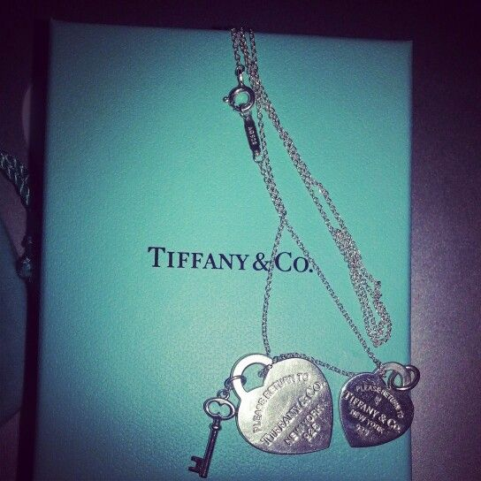 Vintage Please return to Tiffany and co Here; http://www.threadflip.com/users/276231