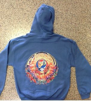 d79d2e14f8b Grateful Dead 50th Anniversary Hoodie