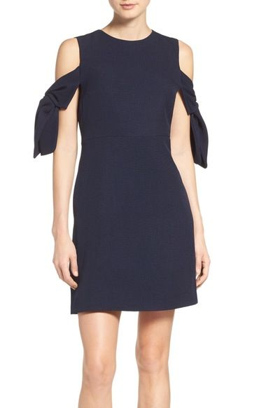 Chelsea28 Cold Shoulder Knit Dress available at  Nordstrom  2c5323b57e8