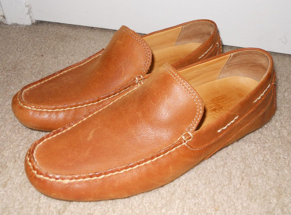 f65f3b1fcff Sperry Gold Cup Kennebunk ASV Venetian Loafer 10847061 Tan driving mocs 8 M…