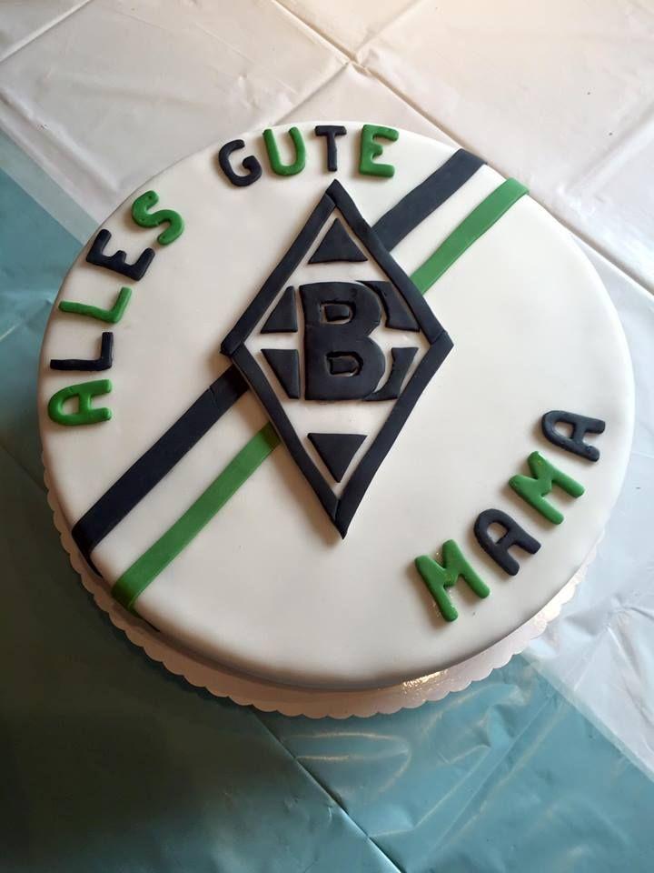 Meine Mama Hat Sich Zum Geburtstag Wieder Eine Gladbach Torte