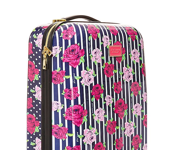 World Traveling Betsey Roller Luggage Johnson