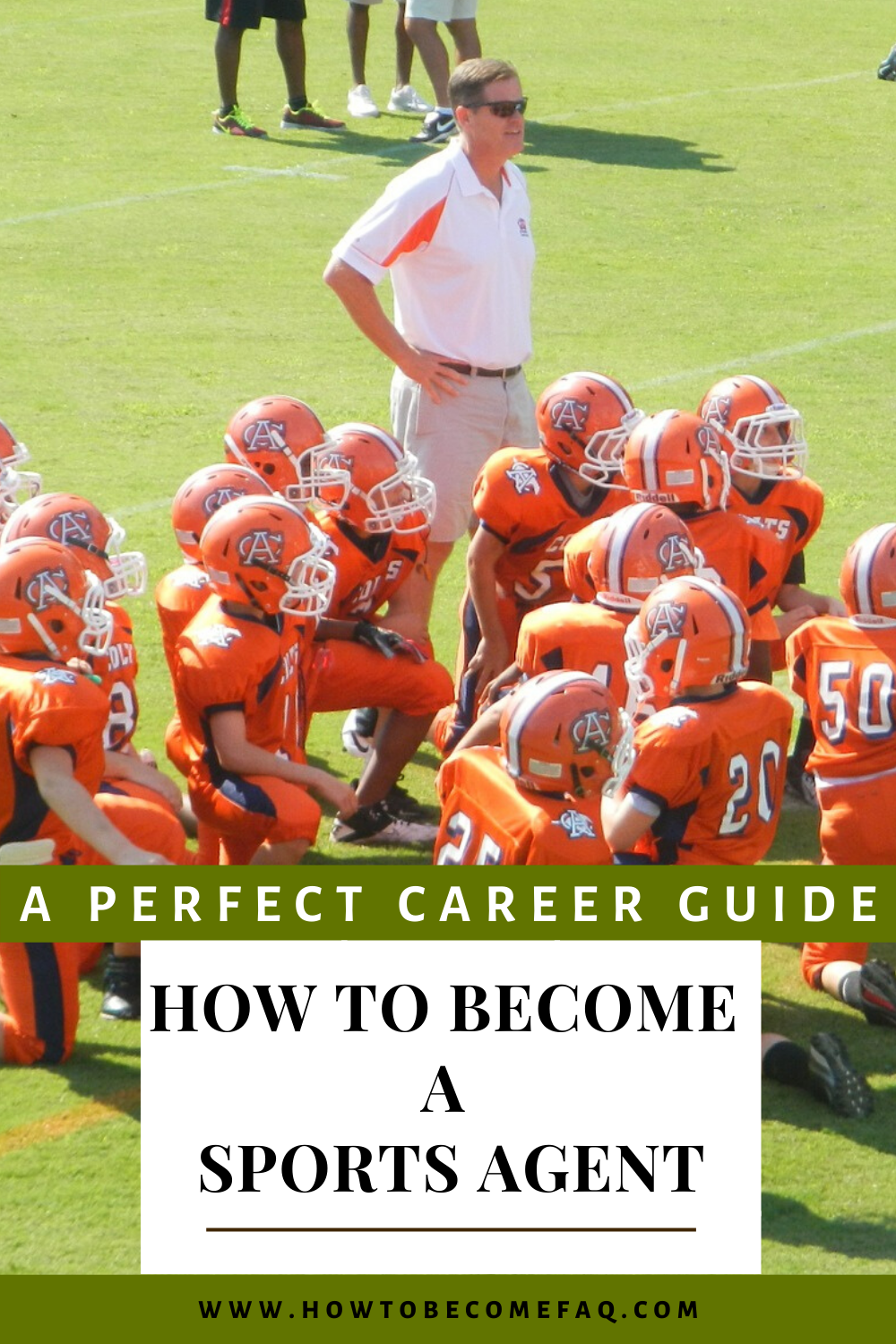 How To Become A Sports Agent A Perfect Career Guide Sports How To Become Different Sports