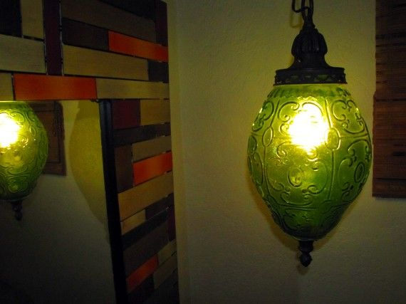 Vintage hanging lamp For the Home Pinterest