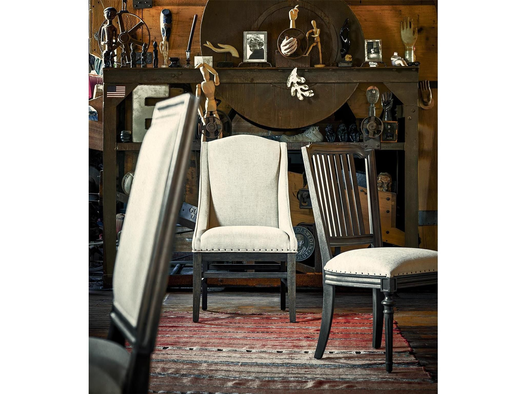 Universal Furniture Curated Café Chair Cafe chairs