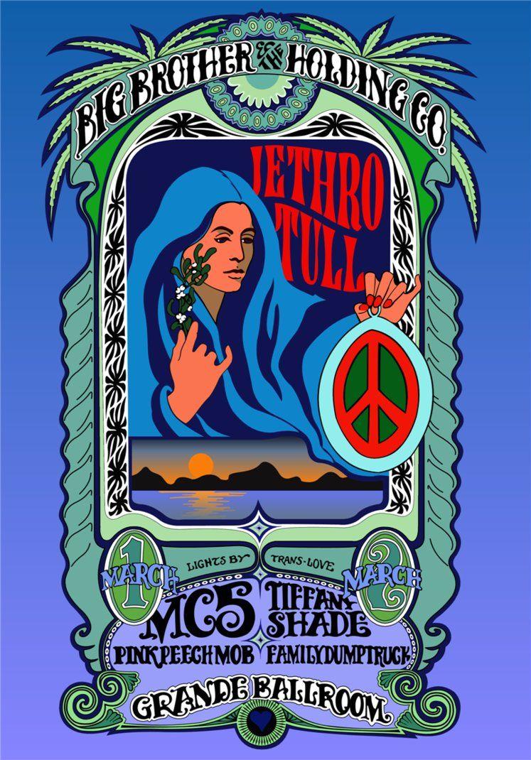 Jethro Tull by Vaiktorizer on DeviantArt