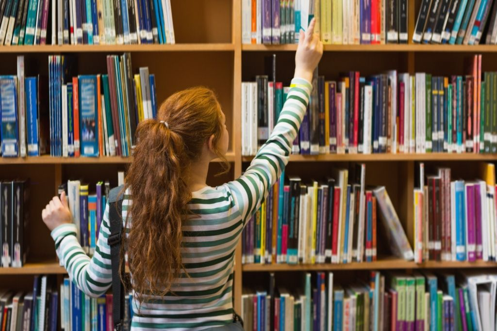 When it comes to picking out books students want to read for fun, they want to do the choosing.