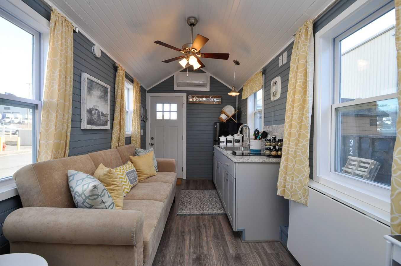 the laurel a beautiful luxury tiny house with a home on beautiful tiny home ever id=76135