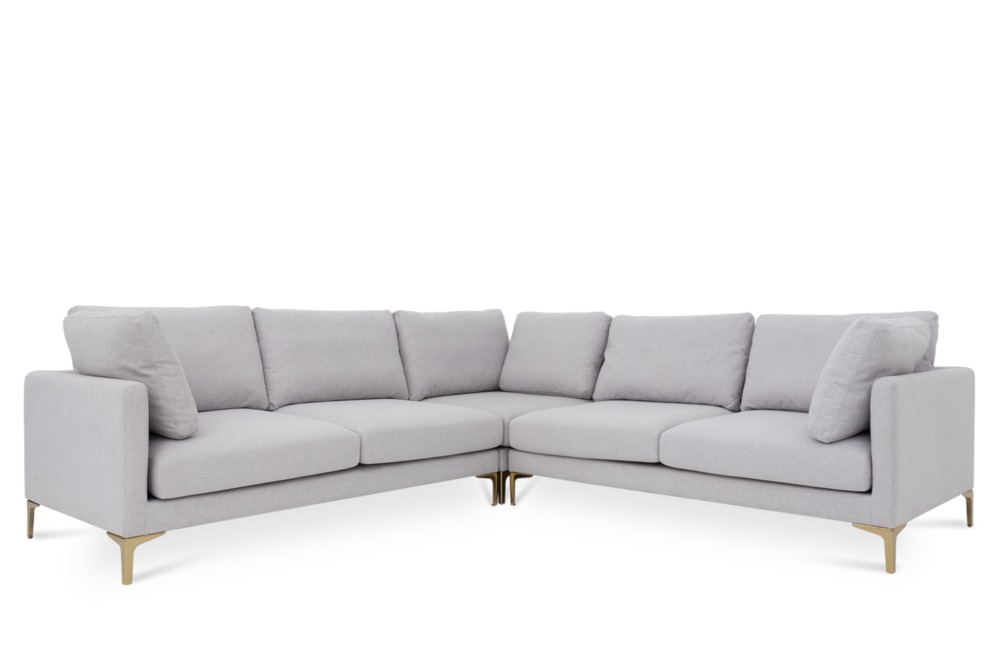 Adams L Shape Sectional Sofa Leather Sectional Sofas Sectional Sofa Modular Sectional Sofa