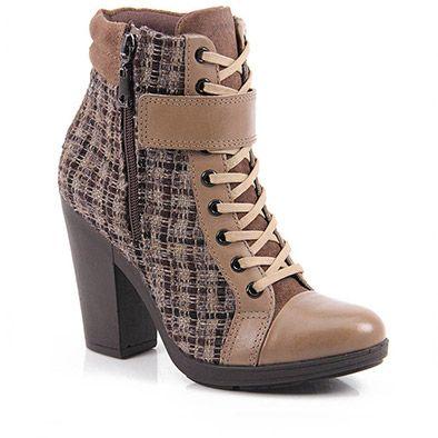 Cravo E Canela Calçados Salto Branco Rendas Sapatos De
