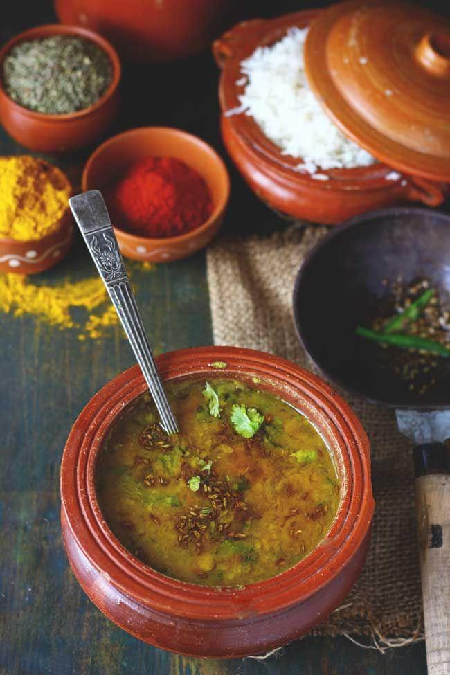 recipe: pressure cooker lentil curry [36]