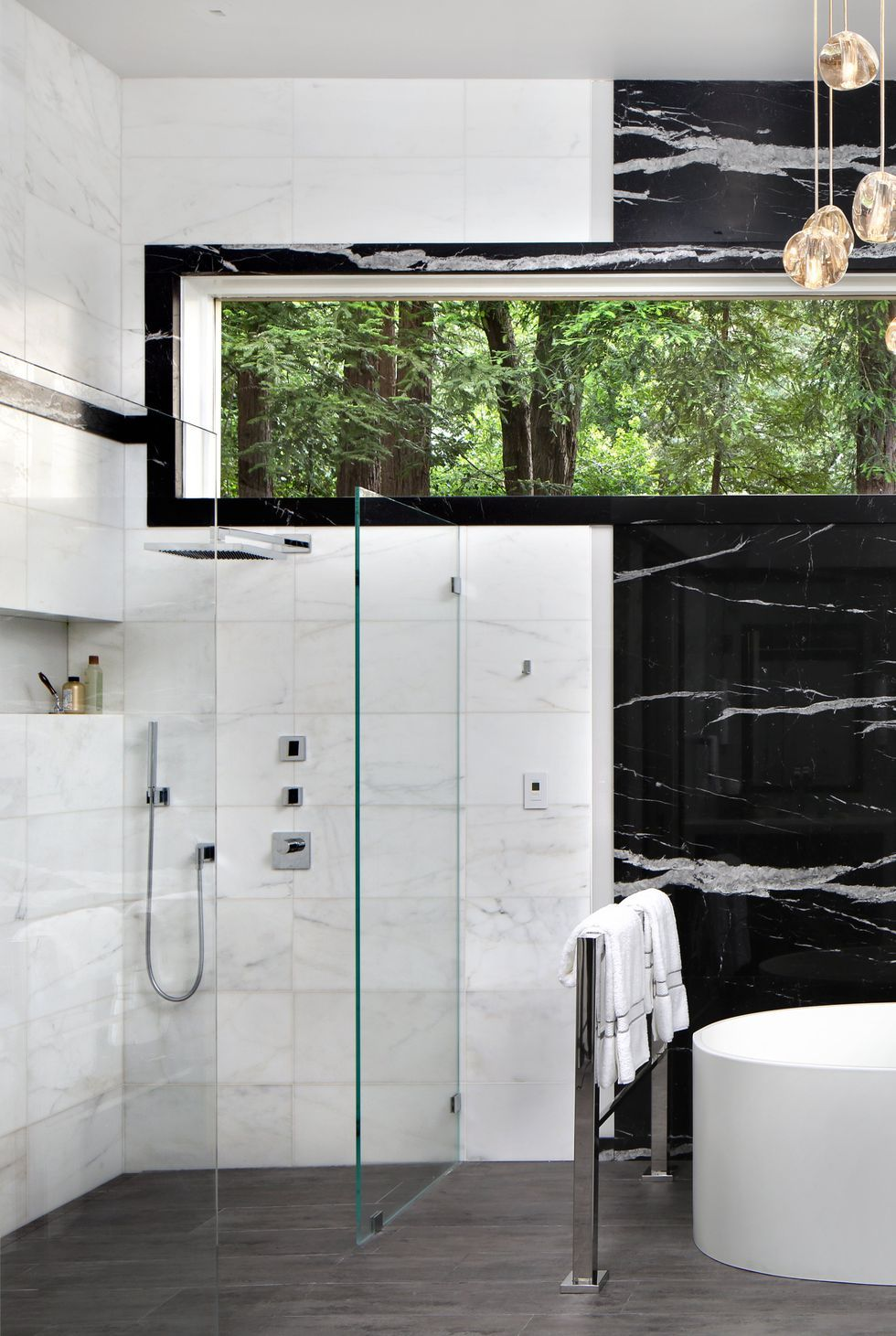 These Walk In Shower Ideas Will Help You Find Your Zen Shower