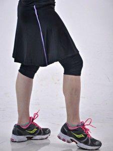 1f4c821393f Flowy Sport Skirt
