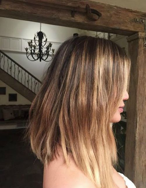 Chrissy Teigens Edgy New Haircut With Tresemm Stylist Jeanie Syfu